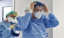 Медицинская система в Украине не выдерживает наплыва новых инфицированных