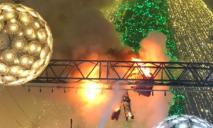 Такого не ожидал никто: на главной елке загорелась гирлянда (ФОТО)