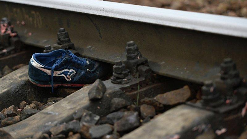 Поезд сбил насмерть парня. Новости Днепра