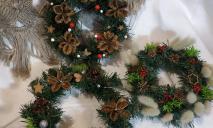 Карантин не помеха: как поддержать новогоднее настроение в Днепре