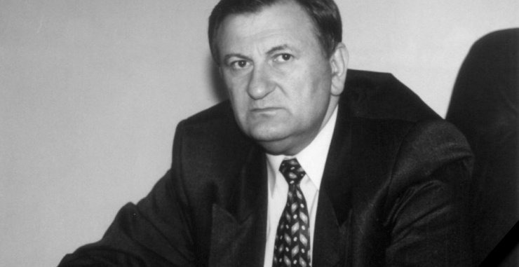 Леонид Ксаверчук умер. Новости Днепра