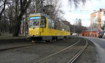 Четыре днепровских трамвая изменят маршрут 18 декабря