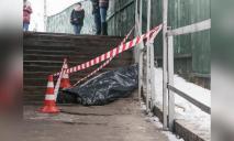 Днепровская леди в погонах убила друга