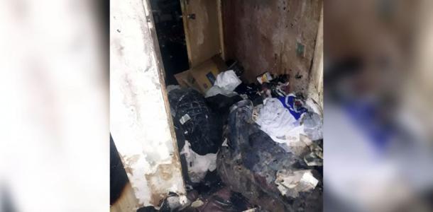 Роковой день: пожилая днепрянка умерла в пожаре
