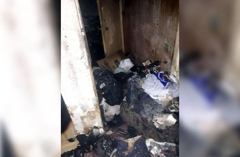 Женщина погибла в пожаре. Новости Днепра