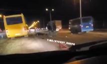 Под Днепром автомобиль насмерть сбил велосипедиста