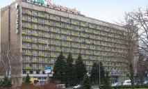 В известном отеле Днепра женщина устроила скандал