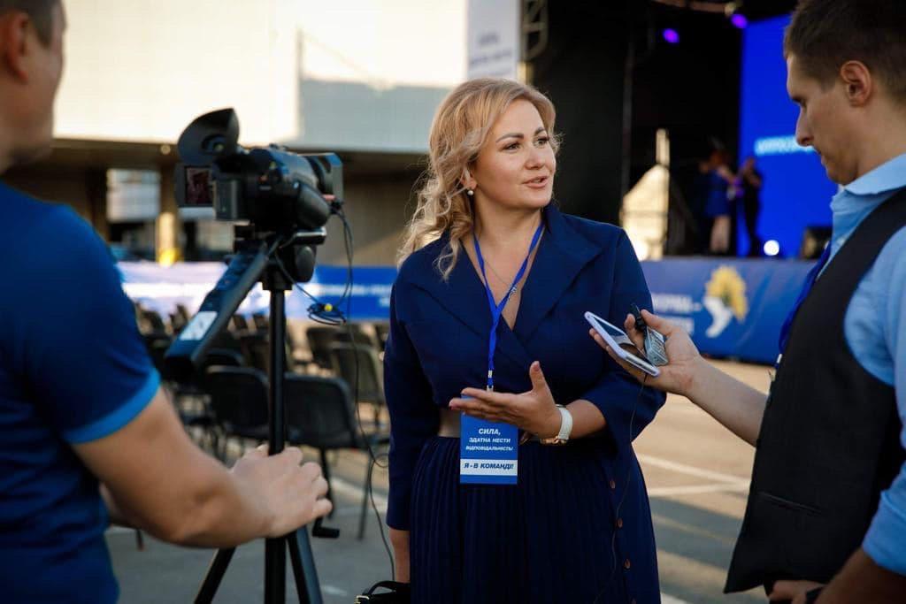 Новости Днепра про Медиатехнолог из Днепра Анна Кондракова номинирована на звание лучшего политического медиатехнолога рейтинга «VICTORIA – 2020»