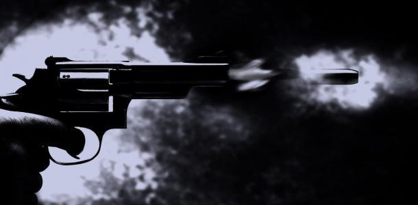 На Днепропетровщине мужчина пытался застрелить пьяных соседей