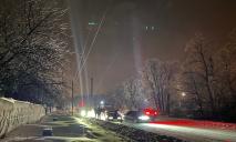 Нелегальные гонки: первый снег в Днепре выгнал на улицы стритрейсеров (ВИДЕО, ФОТО)
