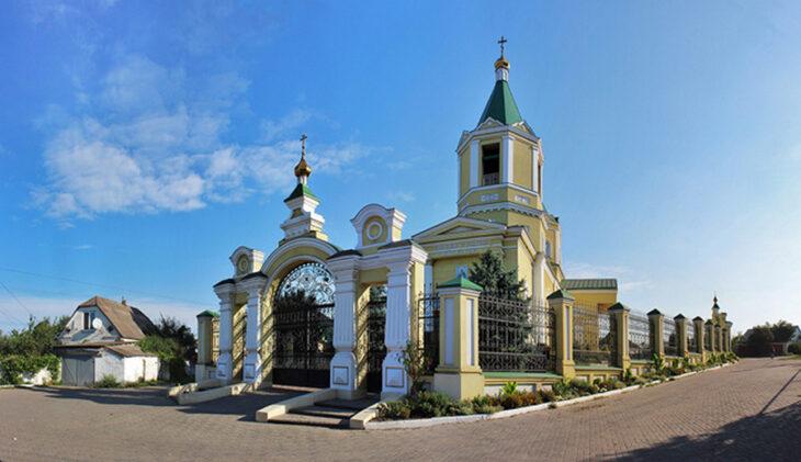 200-летняя церковь. Новости Днепра