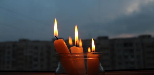 Выходные при свечах: в Днепре массово отключат свет