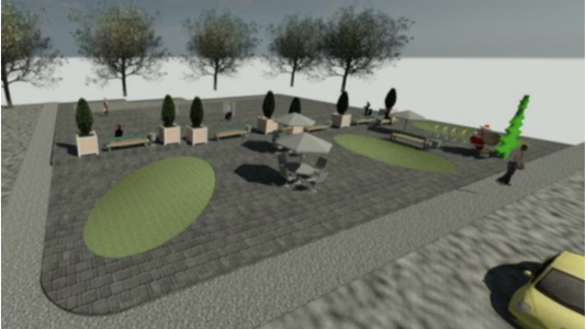 Дождались: на ж/м Сокол в Днепре появится новый сквер