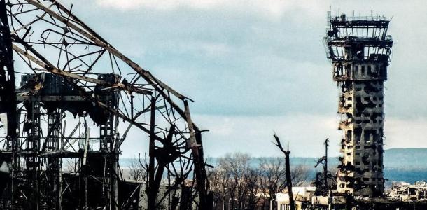 В Днепре пройдет флешмоб ко дню окончания боев за Донецкий аэропорт