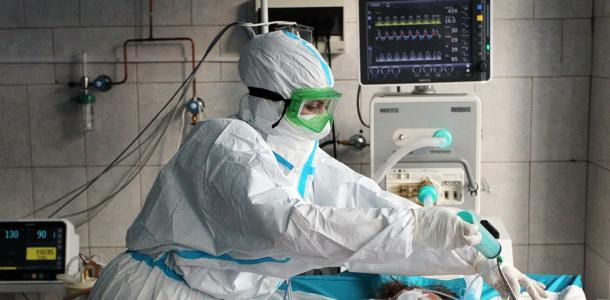 COVID убил еще шестерых, и заразил 27 жителей Днепра за минувшие сутки