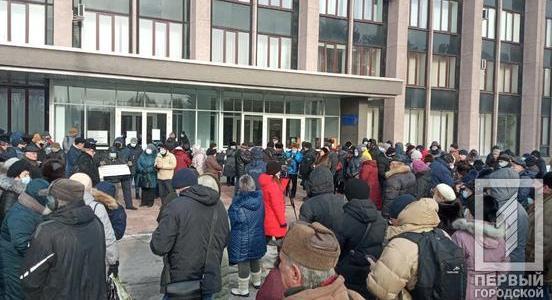 «Тарифный майдан»: под Днепром перекрывают дороги из-за невыполненных обещаний Зеленского