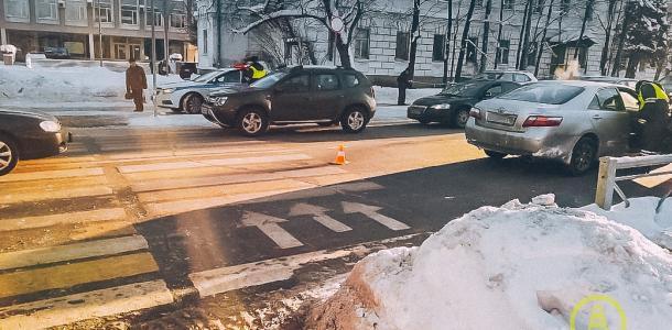 «Ежик в тумане». В Днепре водитель ВАЗ сбил пенсионера