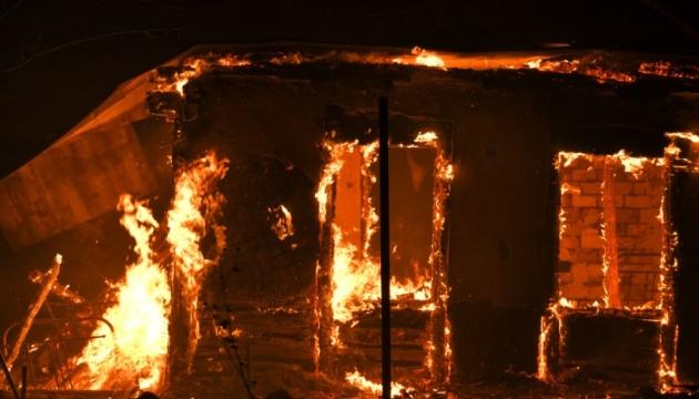 На пожаре погиб мужчина. Новости Днепра