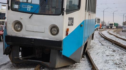Трамвайный бунт. Новости Днепра