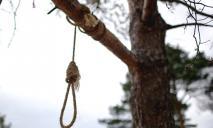 Суицид: криворожанина искали полдня и нашли на дереве