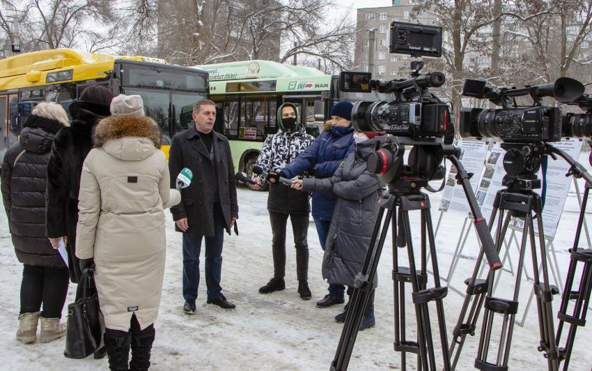 Общественный. Новости Днепра