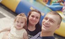 Новомосковск плачет: попрощались с маленькой Валерией, которая умерла на руках у мамы в результате ДТП (ФОТО)