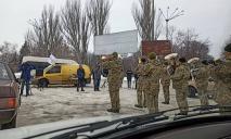 242 дня обороны: в Днепре прошел флешмоб в память о погибших киборгах