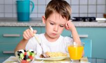 Грустные дети: на Днепропетровщине школьникам урезали «любимое» питание