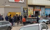 Торговля во время локдауна в Днепре: где нелегально продают стройматериалы