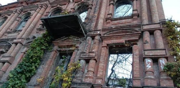 В Днепре постройку XIX века исключили из перечня исторической архитектуры