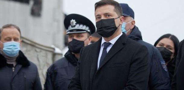 Зеленский объявил общенациональный траур