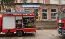 Взрыв в COVID-больнице, есть пострадавшие