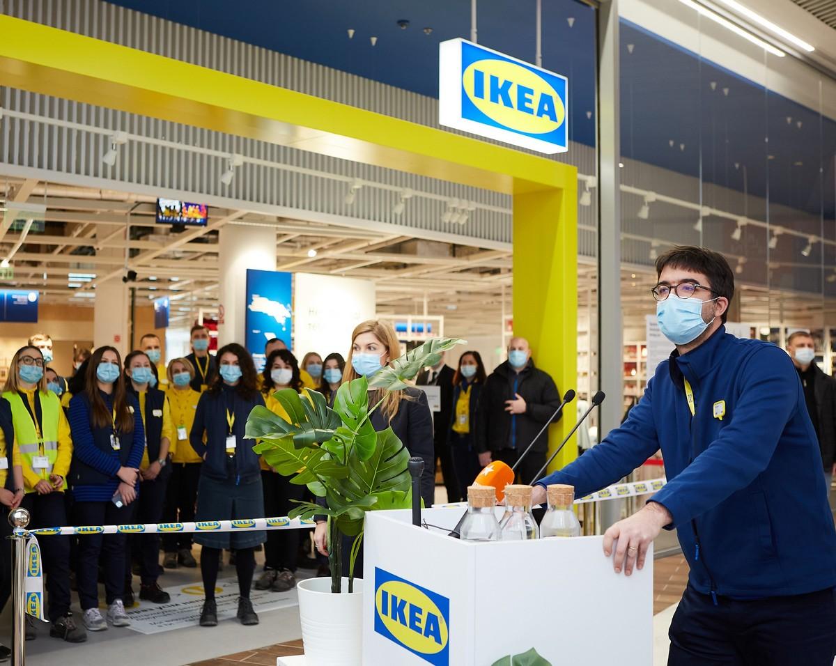 Шведская IKEA. Новости Днепра