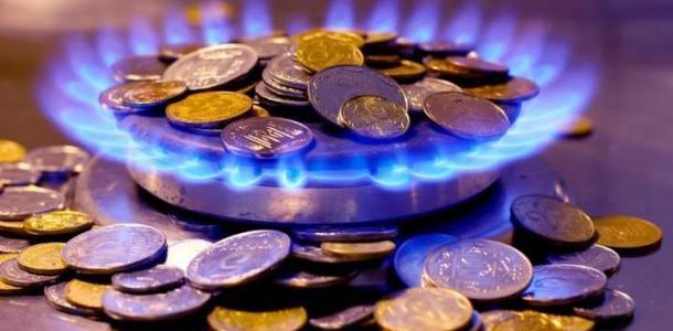 Установлены тарифы на газ на март