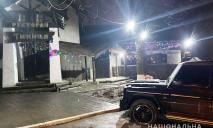 Ночная перестрелка в Днепре, комментарий правоохранителей