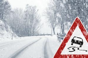 Новости Днепра про Автомобилистов предупредили об опасности на дорогах