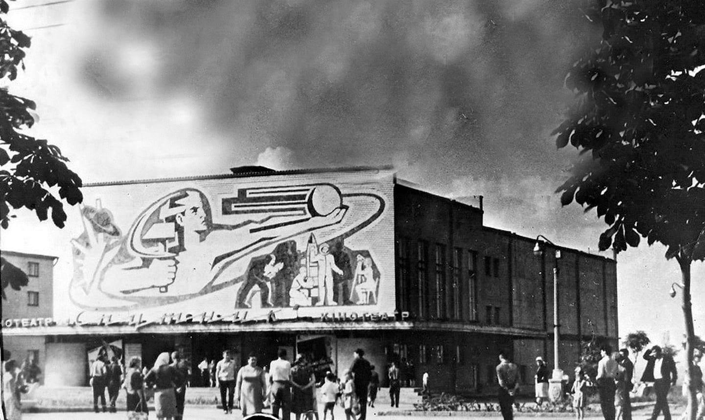 Их было в два раза больше: все о кинотеатрах Днепропетровска. Новости Днепра