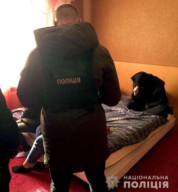 Полицейские закрыли два борделя в Днепре. Новости Днепра
