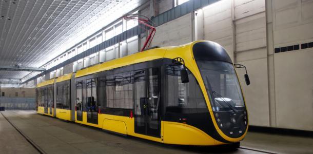 Киевляне будут ездить на днепровских трамваях: новая партия для столицы