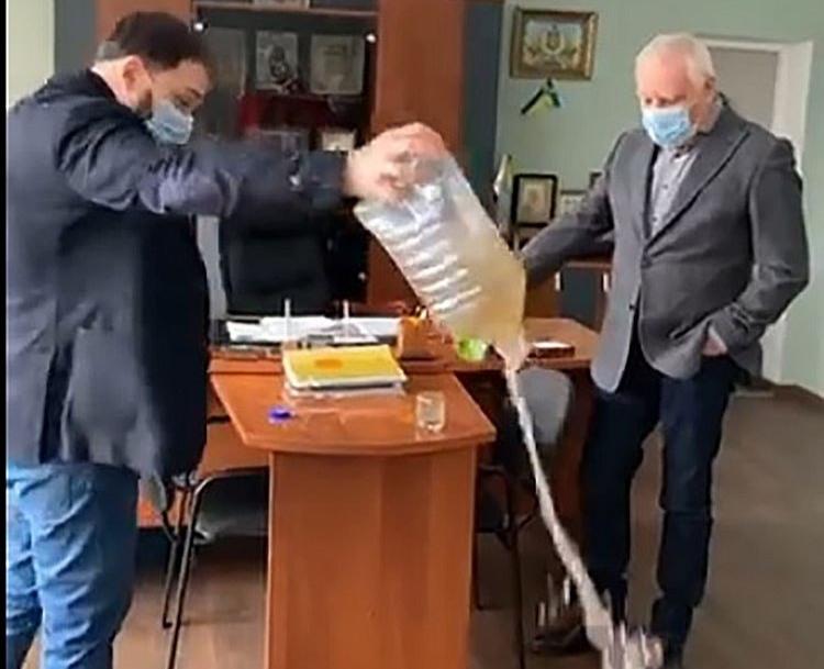 Мєра номинировали «Человеком года». Новости Днепра