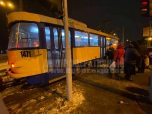 Пассажирка получила травму головы, без помощи врачей не обошлось. Новости Днепра