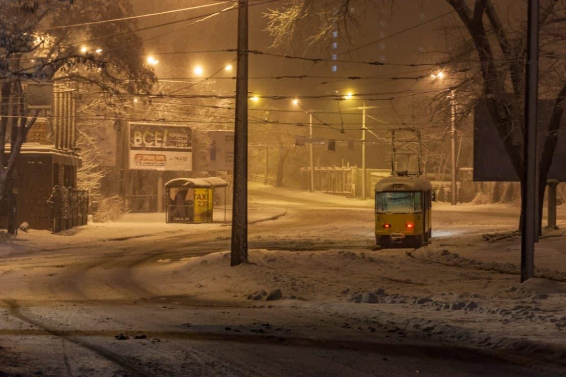 Новости Днепра про Трамваи в Днепре прекратят движение: где и когда