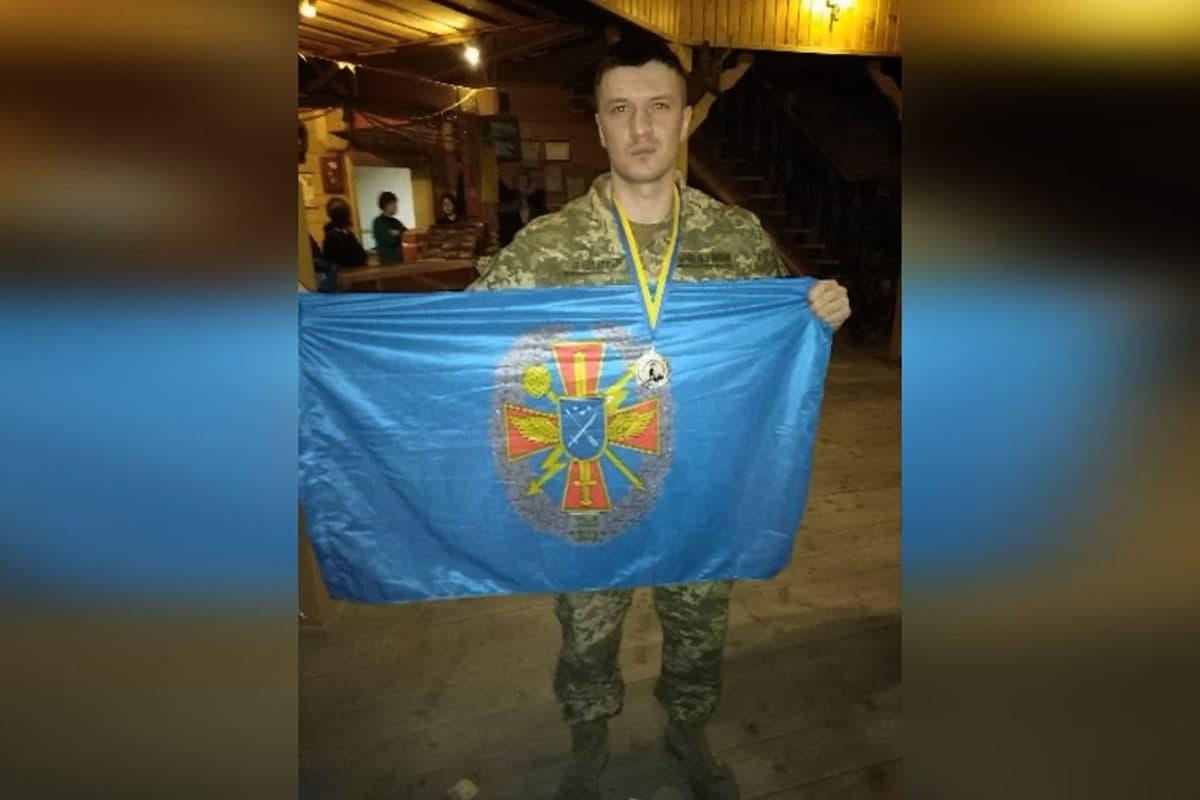Высота наша: днепровский военный покорил Говерлу в лютый мороз (ВИДЕО)