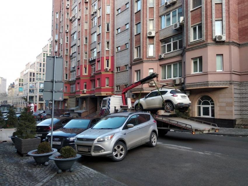 Что делать, если ваше авто забрал эвакуатор. Новости Днепра