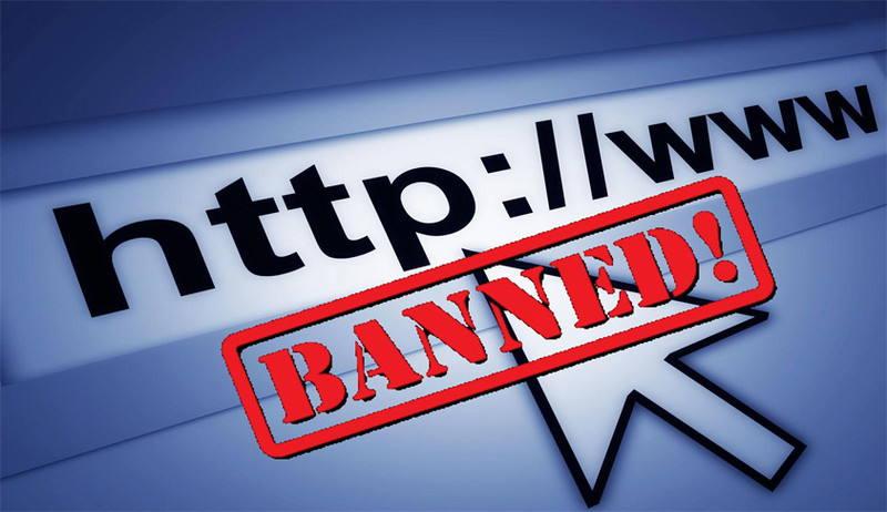 Суд обязал заблокировать 426 сайтов, среди которых два — днепровских. Новости Днепра