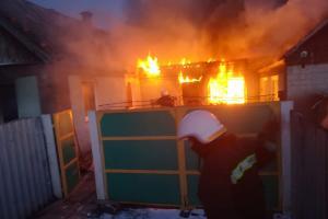 Вследствие пожара пострадали два человека, еще одного спасти не удалось. В каком состоянии пострадавшие, что известно о происшествии. Новости Днепра