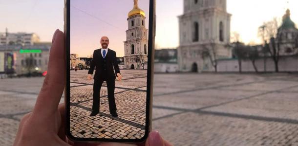 Днепрянка рассказала, как можно пообщаться с Тарасом Шевченко