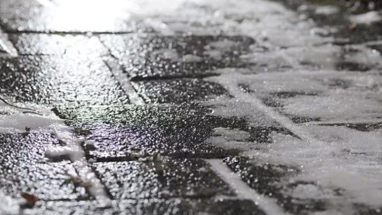 Новости Днепра про Снег с дождем и сильный ветер: погода в Днепре на 6 марта