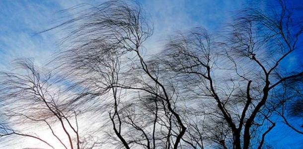 В Днепре объявили штормовое предупреждение