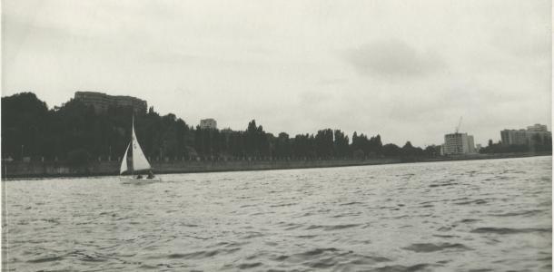 История Набережной: cтаринные фотографии из архива «Укржилремпроекта»